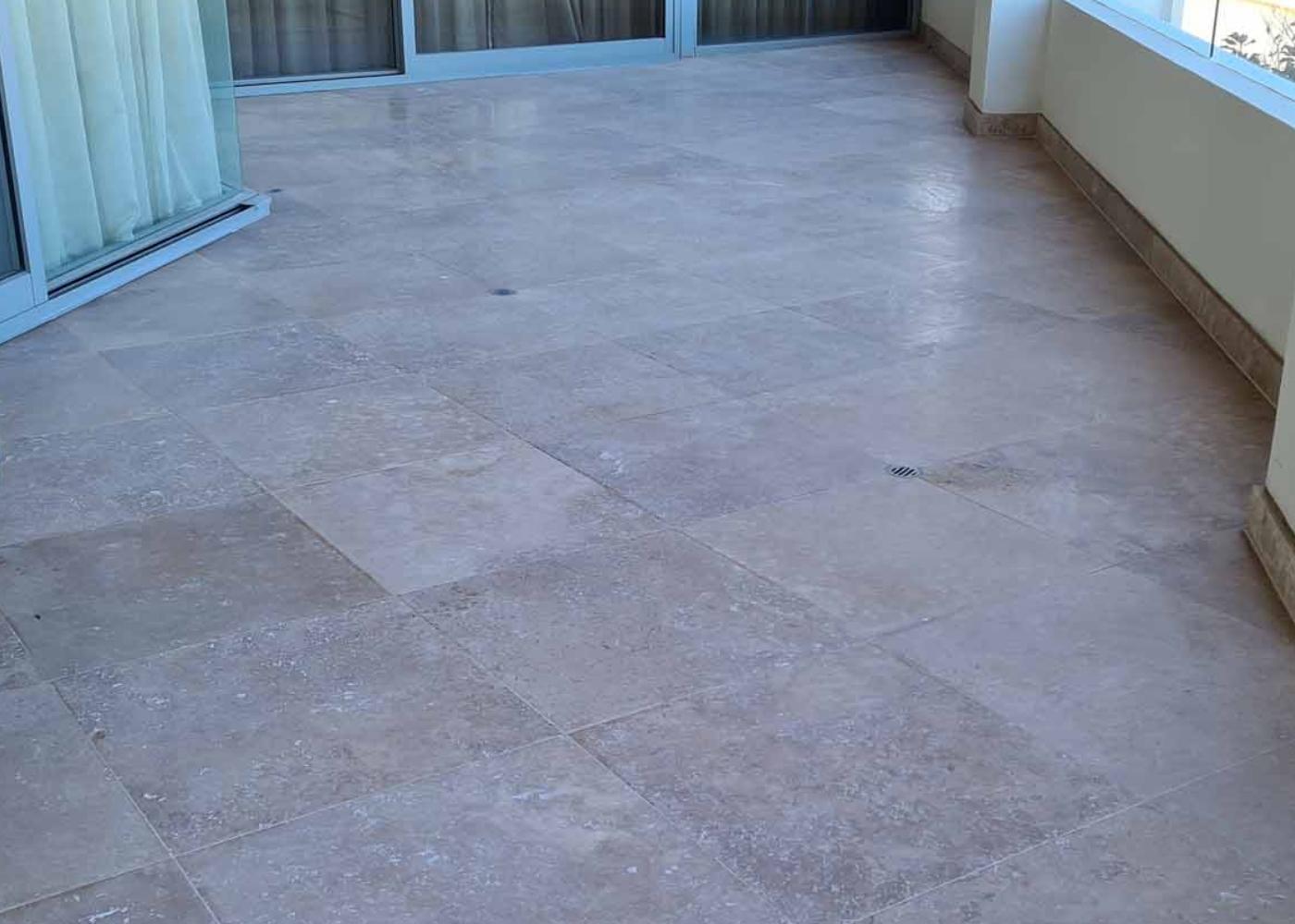 marmeren vloer laten behandelen